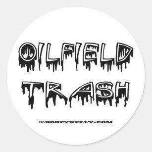 meet 12f78 f7af5 closeout oil field trash hard hat stickers 08196 9afc8