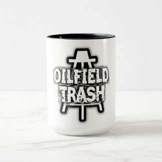 Oilfield Trash Ringer Mug
