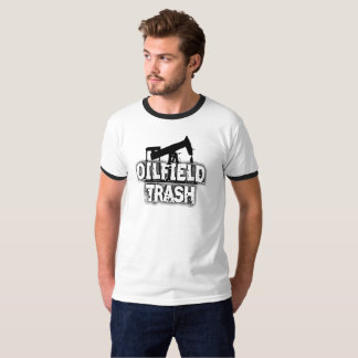 Oilfield Trash Ringer Shirt 2