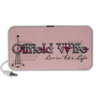 Oilfield Wife, SPEAKERS in PINK