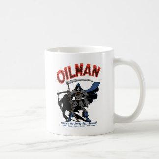 Oilman Coffee Mug
