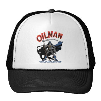 Oilman Mesh Hat