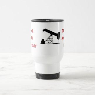 oilrigapplication, SaveOur Economy, Demand Amer... Coffee Mugs