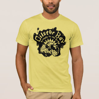 Oilster Bay (Oyster Bay) Tee