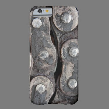 Oily chains barely there iPhone 6 case