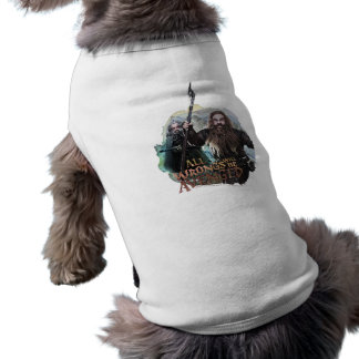 Oin and Gloin Pet Clothing
