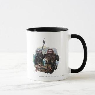 Oin and Gloin Mug