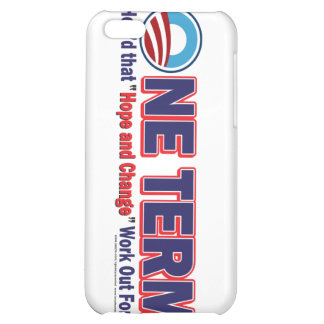 OIne Term - How d that Hope and Change Work Out iPhone 5C Covers