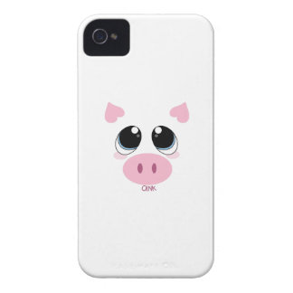 Oink cerdo iPhone 4 protector