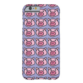 oink - cerdos funda de iPhone 6 barely there