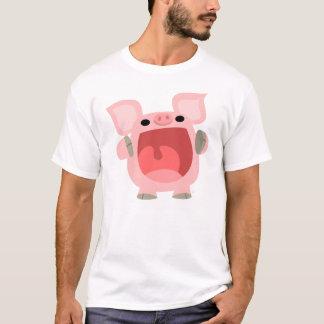 """""""OINK!!!"""" Cute Cartoon Pig Children T-shirt"""