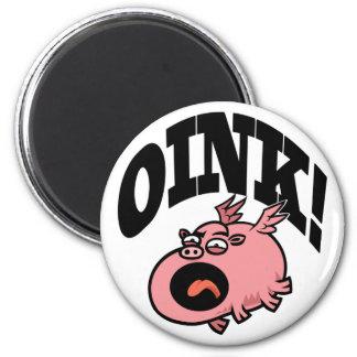 OINK! MAGNET