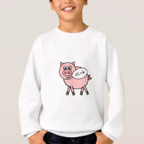 Oink Oink Pig Sweatshirt