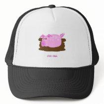 Oink Oink Trucker Hat