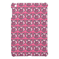 oink . pigs cover for the iPad mini