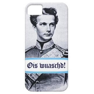 Ois wuaschd! iPhone SE/5/5s case