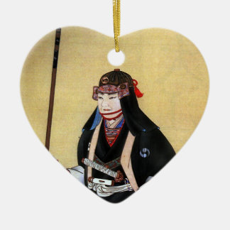 Oishi built-in help ceramic ornament