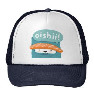 Oishii Sushi Trucker Hat