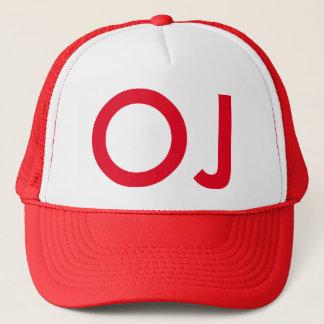 OJ All sizes Trucker Hat