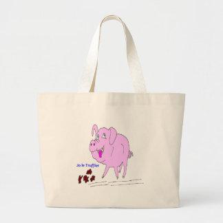 OJ the TRUFFLE PIG 1.PNG Tote Bag
