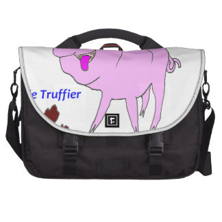 OJ the TRUFFLE PIG 1.PNG Bag For Laptop