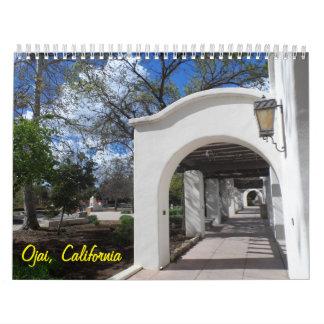 Ojai 2016 calendar