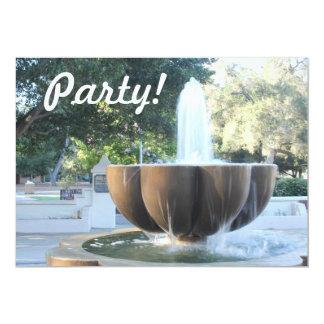Ojai Fountain Card