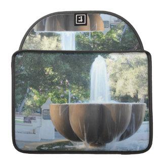 Ojai Fountain MacBook Pro Sleeve