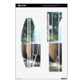 Ojai Fountain PS3 Skin