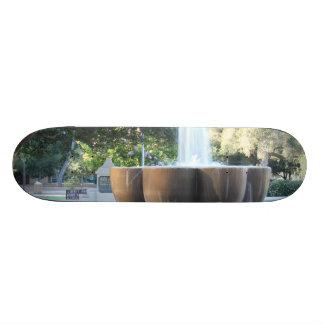 Ojai Fountain Skateboard