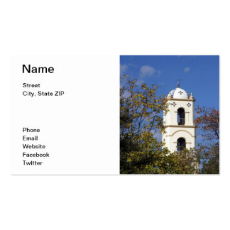 Ojai Post Office Tower Business Cards
