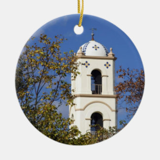 Ojai Post Office Tower Christmas Ornament