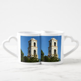 Ojai Post Office Tower Couple Mugs
