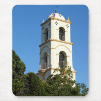 Ojai Post Office Tower Mouse Pad