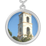 Ojai Post Office Tower Personalized Necklace