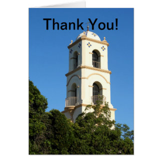 Ojai Post Office Tower Stationery Note Card