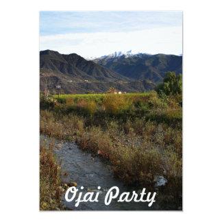 Ojai Small Creek Personalized Announcements