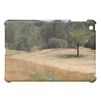 Ojai Valley Tree in Field iPad Mini Cover