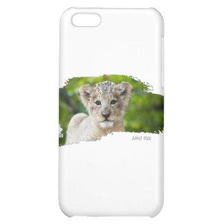Ojatro Lion Cub 01 iPhone 5C Covers