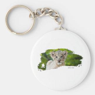 Ojatro Lion Cub 01 Keychain