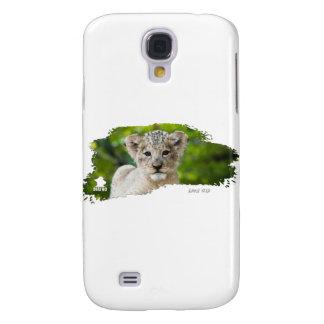 Ojatro Lion Cub 01 Samsung Galaxy S4 Cover