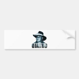 Ojatro Logo Blue 01 Bumper Sticker