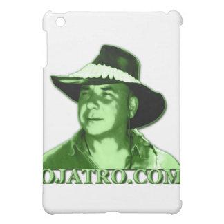 Ojatro Logo Green iPad Mini Cases