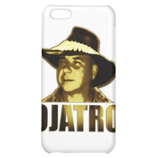 Ojatro Logo in Gold iPhone 5C Cases