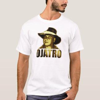 Ojatro Logo in Gold T-Shirt