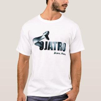 Ojatro Mamba Logo in blue T-Shirt