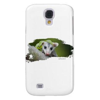 Ojatro Opossum Baby 01 Galaxy S4 Covers