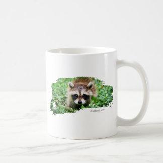 Ojatro Raccoon Kit 01 Coffee Mug