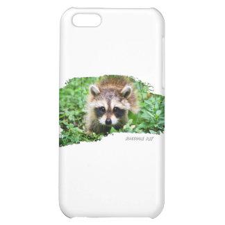 Ojatro Raccoon Kit 01 iPhone 5C Cover