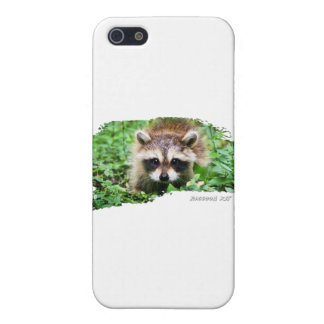 Ojatro Raccoon Kit 01 iPhone SE/5/5s Case